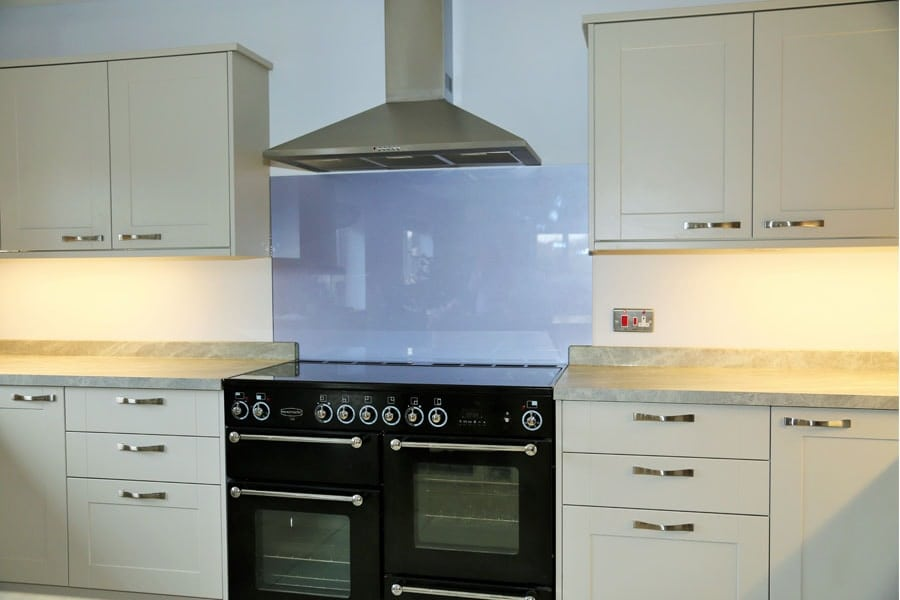 Orchid Purple Splashback