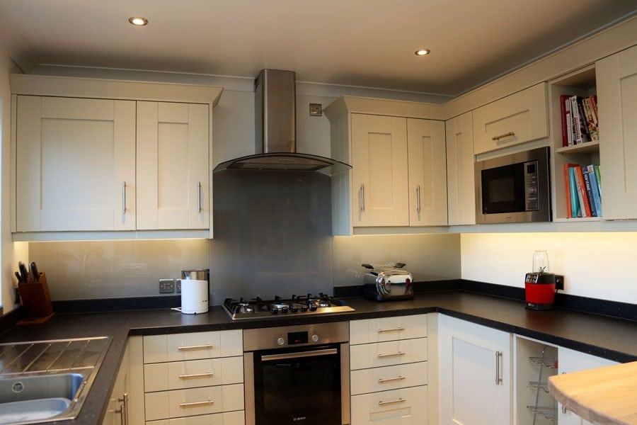 Kitchens Glass Splashbacks