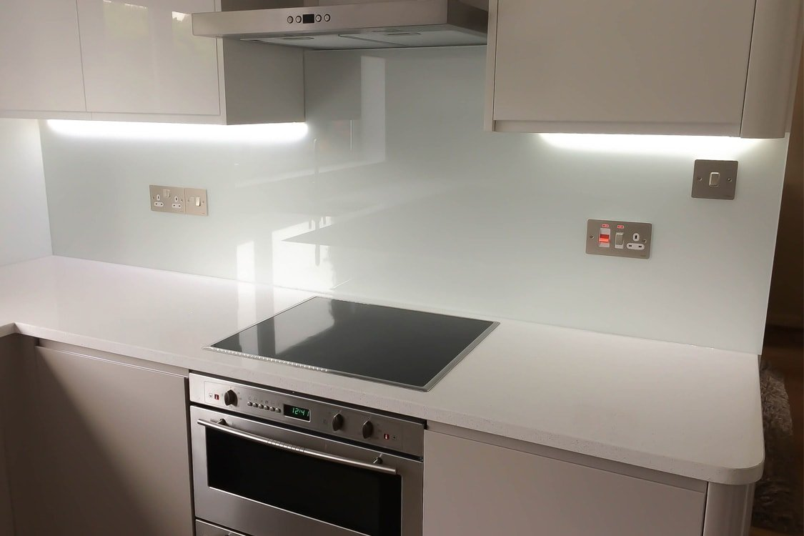 Ikea Kitchen Glass Splashbacks