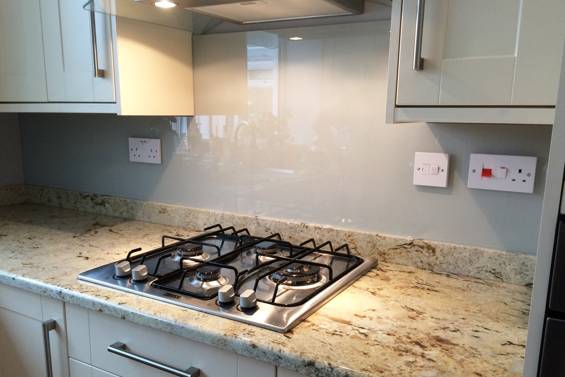 Pavilion Grey Kitchen