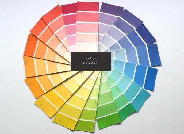 Dulux Glass Splashback Colours