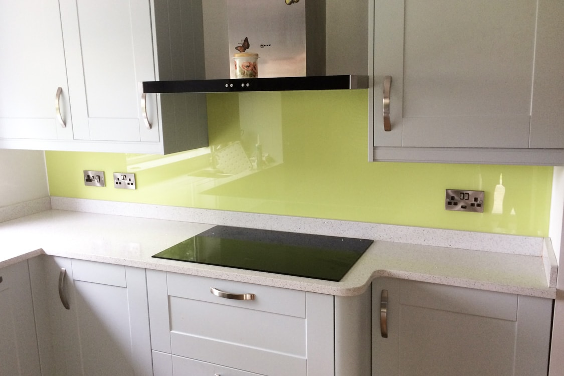 Painted Glass Splashbacks Glass Splashbacks