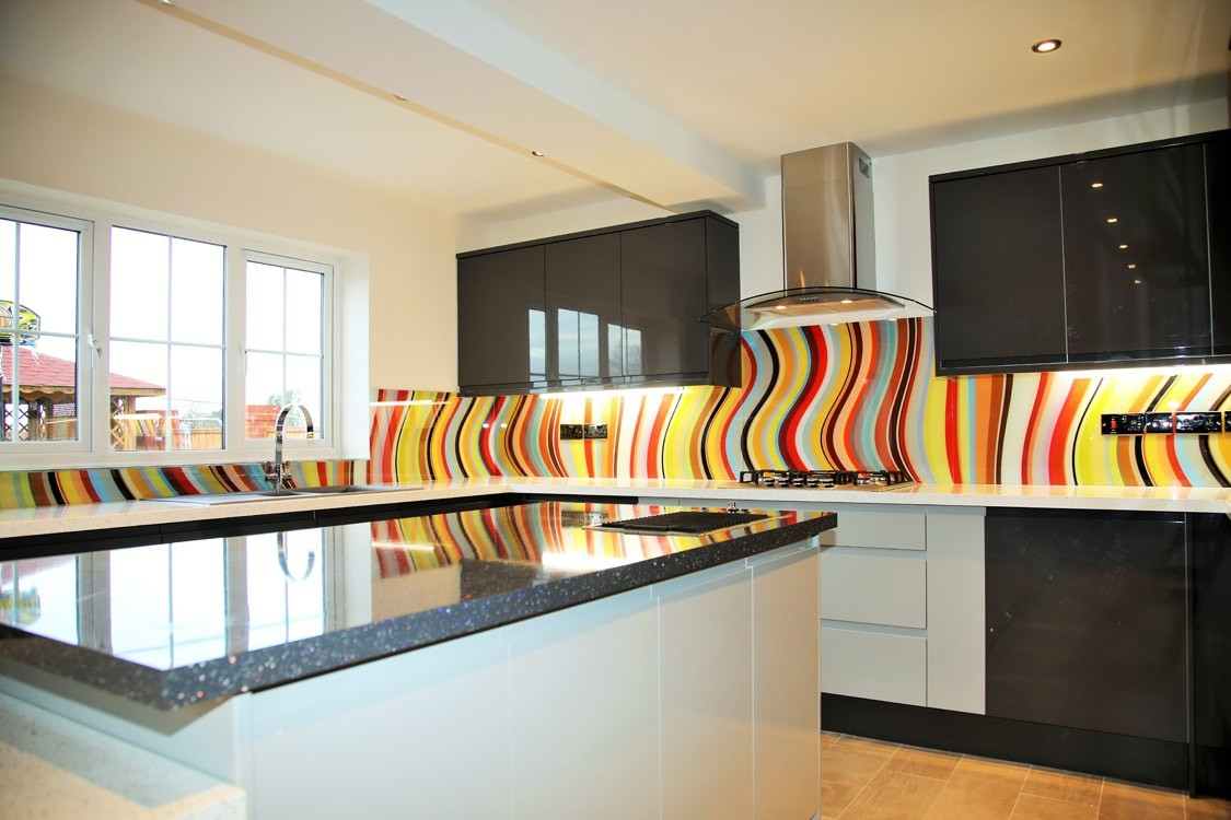 Printed Glass Splashbacks Gallery