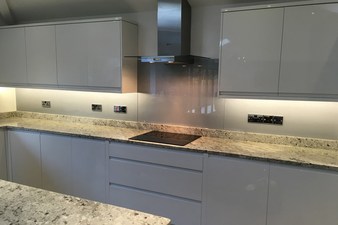 Super Effect Sparkle Splashbacks