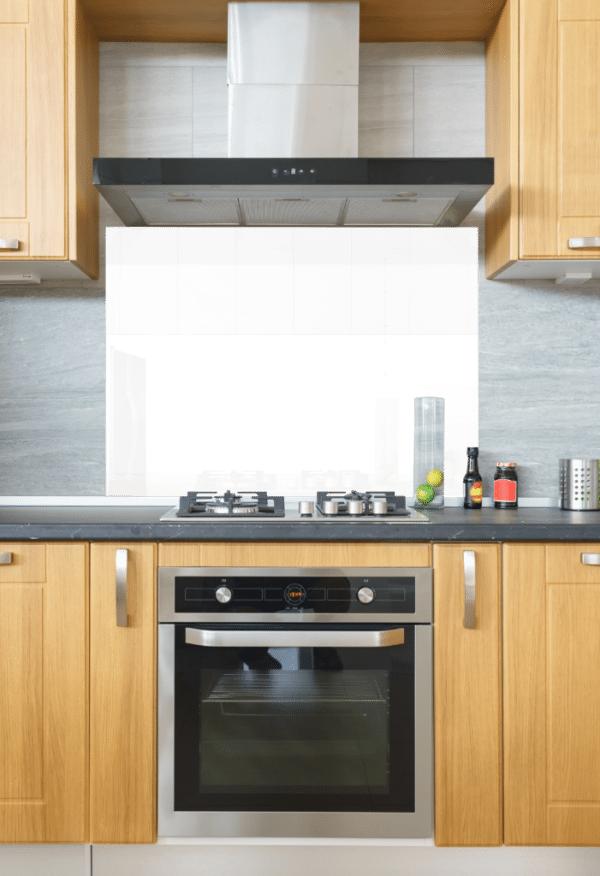Coloured Toughened Glass Splashbacks