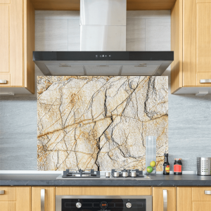 Material Splashback Glass Splashbacks