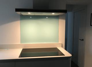 Valspar Ethereal Sea Glass Splashback