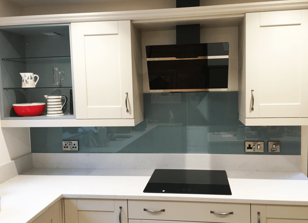 Forest Lake Toughened Glass Splashback Glass Splashbacks