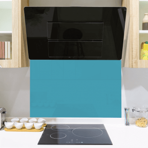 Caribbean Escape Toughened Glass Splashback