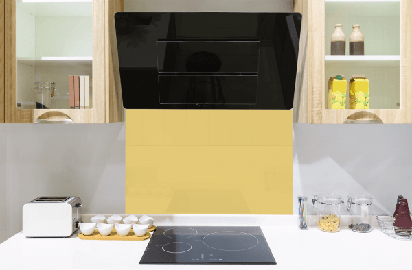 Citrus Groves Toughened Glass Splashback