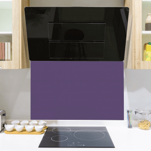 Crown Jewels Toughened Glass Splashback