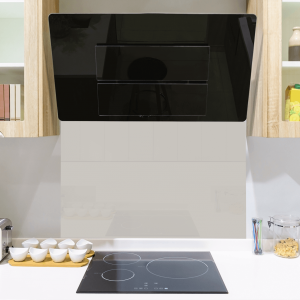 Italian Grey Toughened Glass Splashback