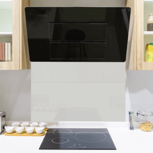 Twilight Grey Toughened Glass Splashback