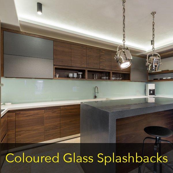 Shop Glass Splashbacks