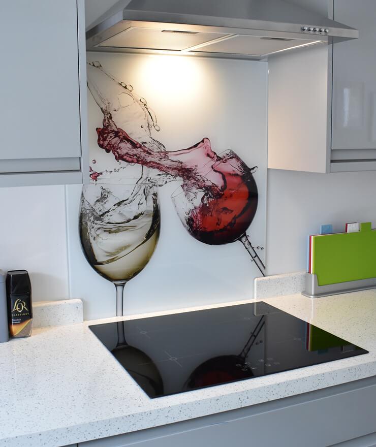 Home Glass Splashbacks